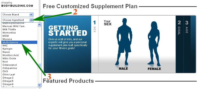 Как заказывать с bodybuilding.com